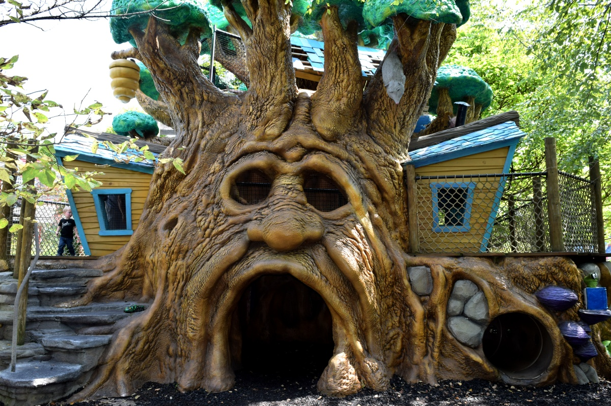 Cincinnati\'s Hidden Magic Garden